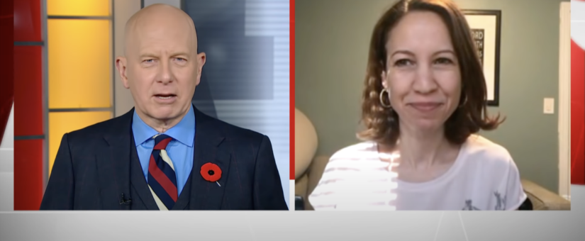 CBC News — Christy on Mike Bloomberg's presidential bid